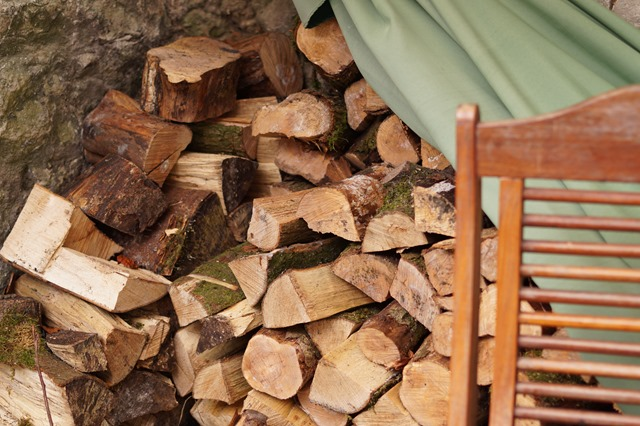 Weekend break in a cosy cottage in Autumn