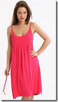 Seafolly raspberry club dress