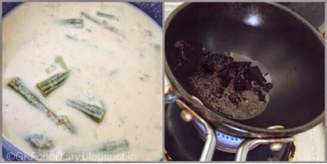 Puli Illa Kuzhambu Recipe (Tirunelveli Special kuzhambu withouttamarind) | Kuzhambu Recipes 6