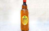 Подсолнечное масло (холодный отжим)