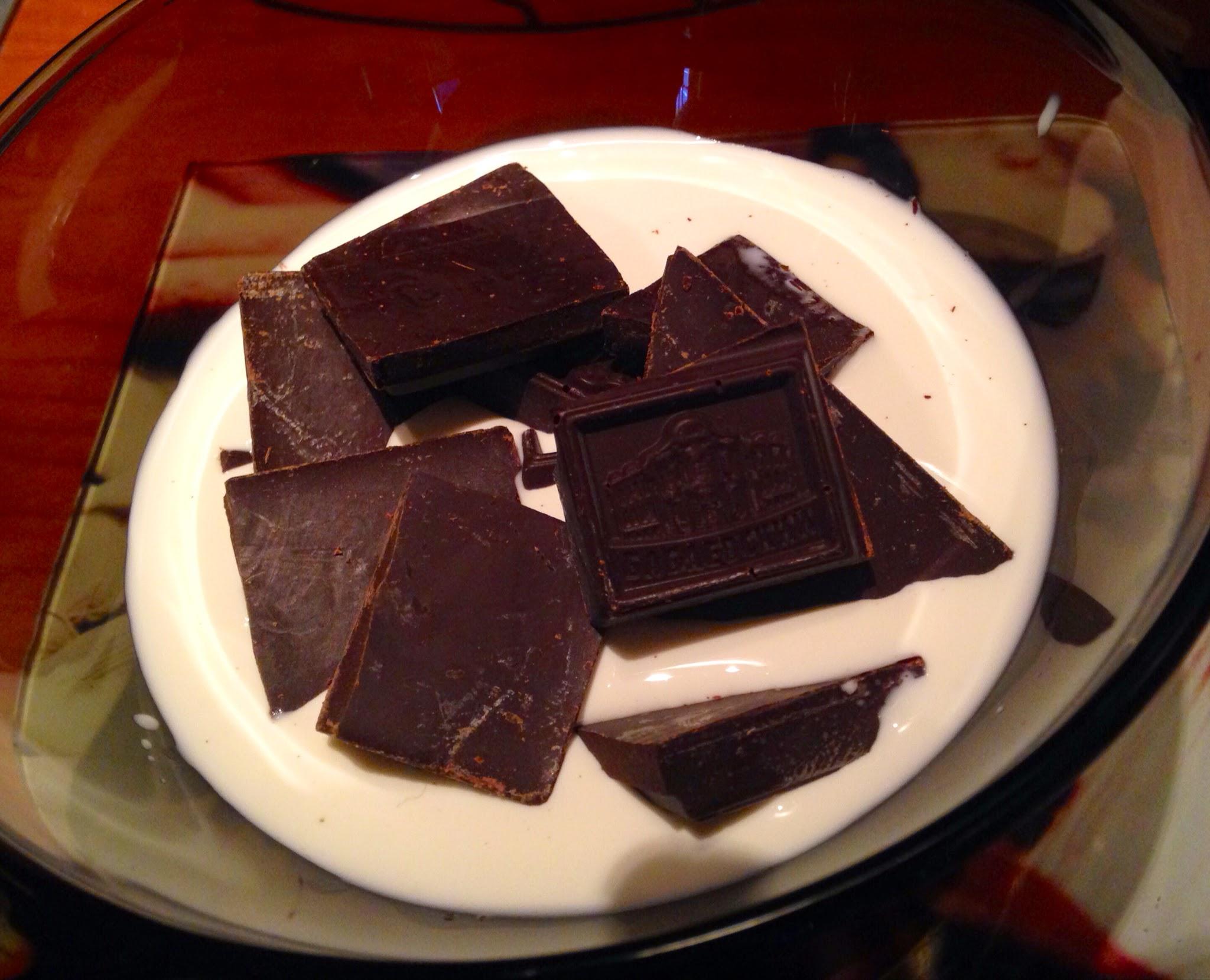 Шоколадный ганаш рецепт пошагово