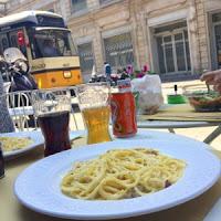 spaghetti carbonara milan