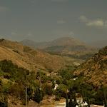 Granada leży u podnóża pasma górskiego Sierra Nevada