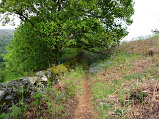 Path back to Rydal Water