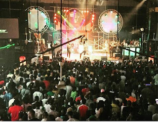 Cross section of the crowd at Felabration 2015