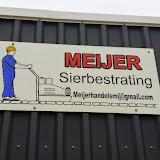 Sierbestrating Meijer Oude Pekela