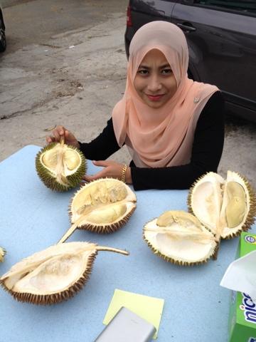 Buffet Durianss2.com RM25