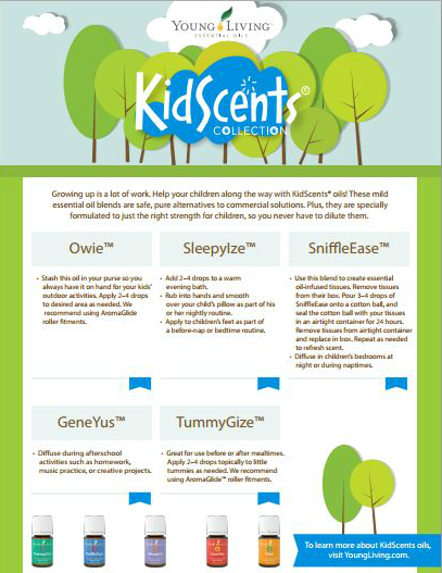 KidScents from Young Living