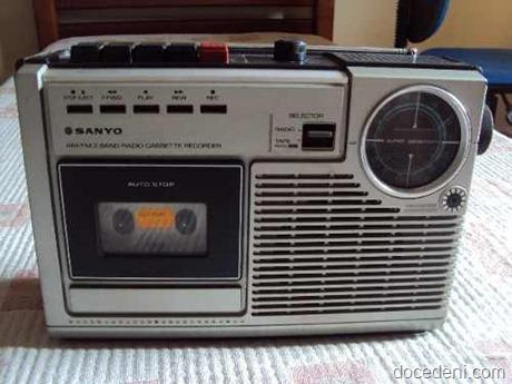 radio-gravador