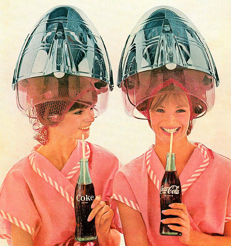 Dark roasted blend sleek vintage salon hair dryers - Vintage salon images ...