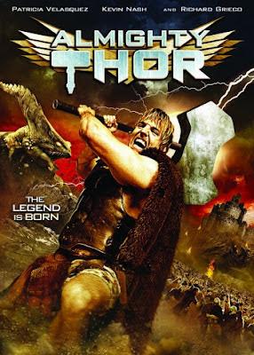 Chiếc Búa Của Sự Vĩnh Cửu - Almighty Thor