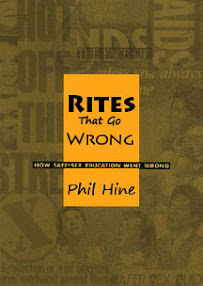 Cover of Phil Hine's Book Rites That Go Wrong