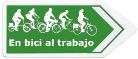 En bici al trabajo: Viernes 28 de Septiembre de 2012