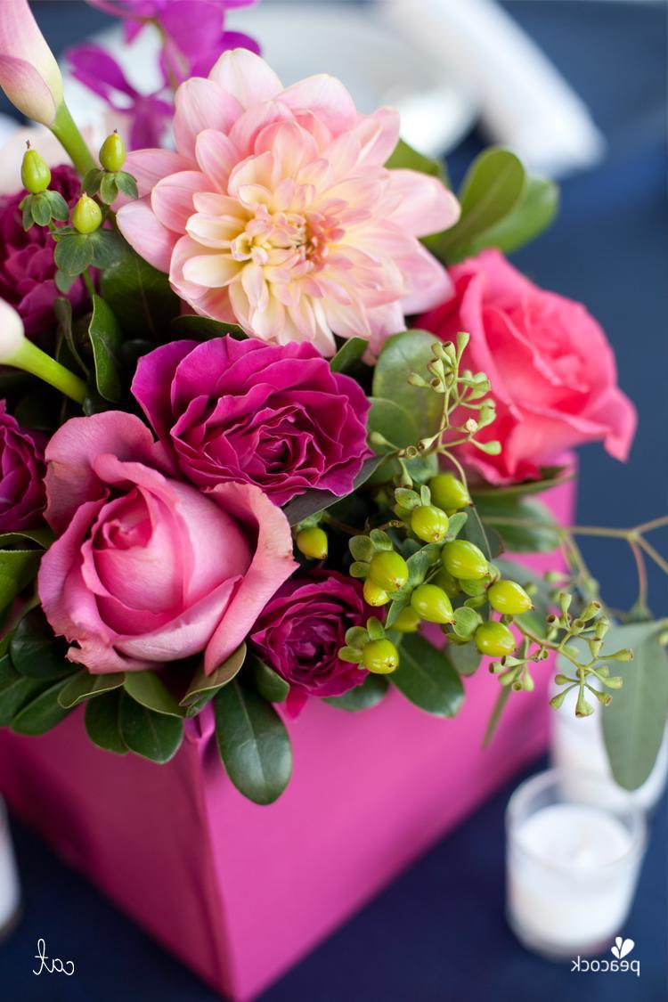 kim kardashian wedding flowers