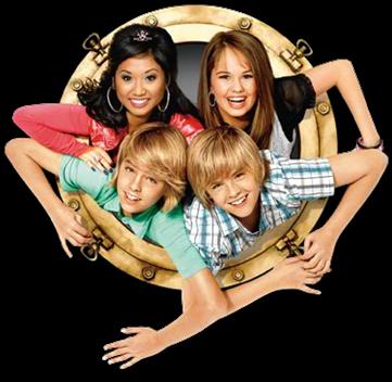Zack & Cody - Gêmeos a Bordo - 1ª temporada