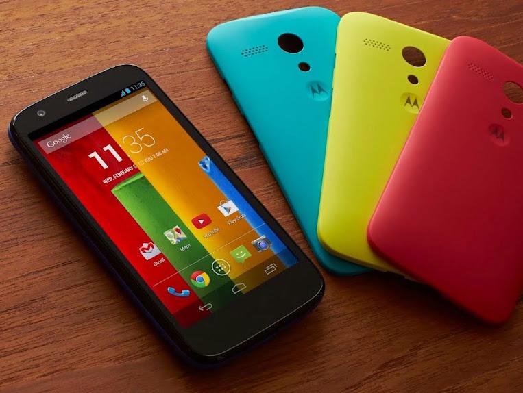Motorola Moto G, Spesifikasi Lengkap dan Harga