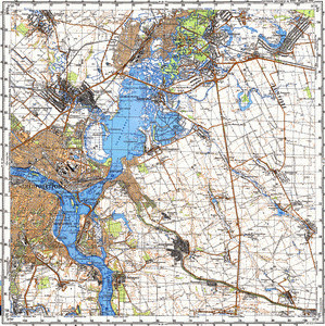 Map 100k--m36-131--(1990)