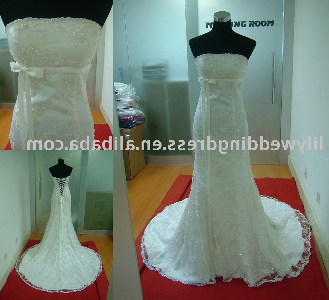 Whole body lace pearl sequins