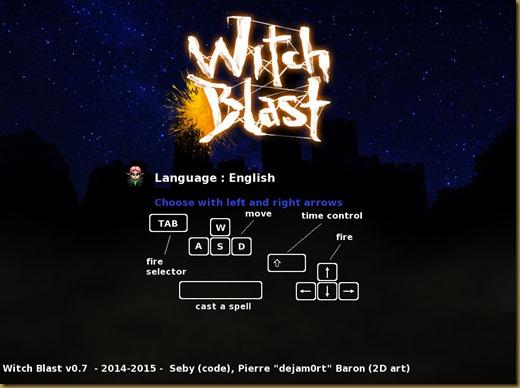 Witch Blast