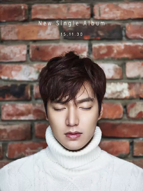 Lee min ho my everything new single album