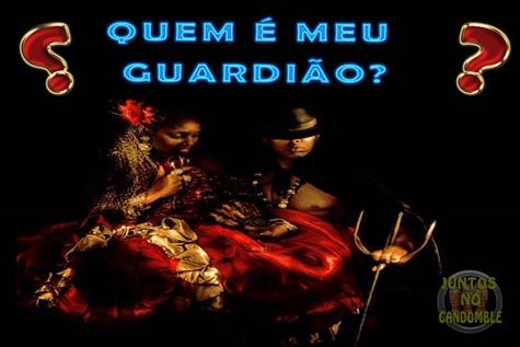 Quem é meu Exú ou Pomba Gira - Quem é Meu guardião - Quem é meu protetor