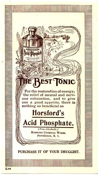 Horsford's Acid Phosphate