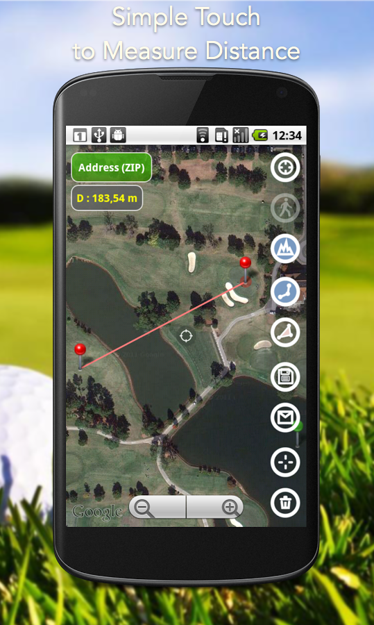 Planimeter - GPS area measure Screenshot 9