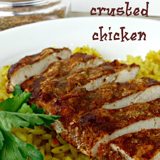 Cajun Crusted Chicken