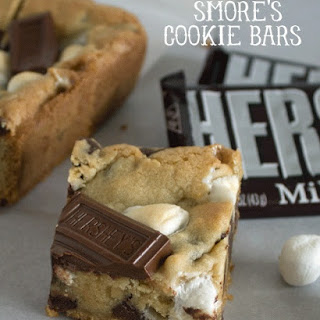 S?mores Cookie Bars