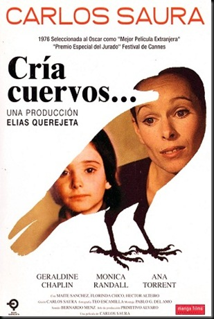 Cria_Cuervos,_poster