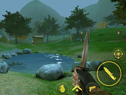 Yalghaar: Action FPS Shooting Game Screenshot
