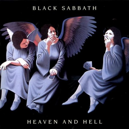1980 - Heaven and Hell - Black Sabbath