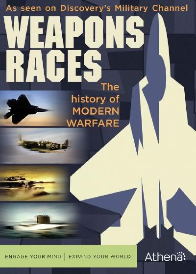 Wy¶cigi zbroje? / Weapons Races (2006) PL.TVRip.XviD / Lektor PL