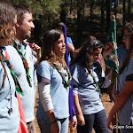 Promesa scout de Laura