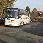 Mit 2 Reisebussen zum Auswärtssieg beim Liganeuling Rasta Vechta...