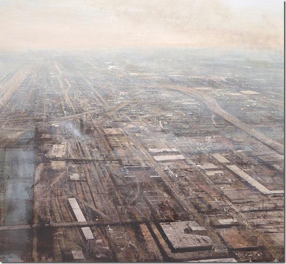 Zona industrial en Chicago-Alejandro-Quincoces-ENKAUSTIKOS