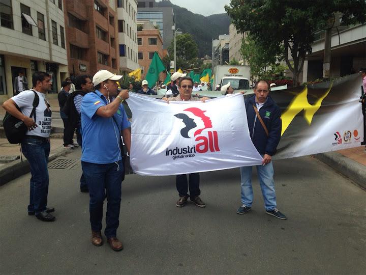 7 de octubre, Jornada  Mundial por el Trabajo Decente