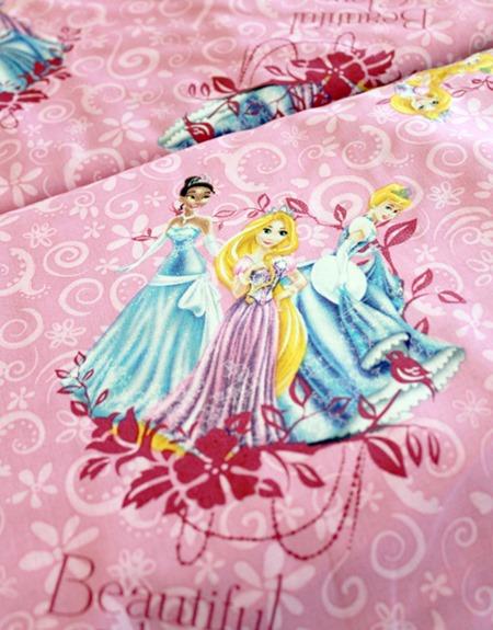 Disney Princess fabric 1