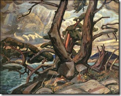 lismer-old-pine-mcgregor-bay