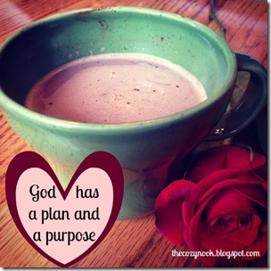 The Cozy Nook - God Has a Plan and a Purpose