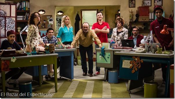 Vida de pasante 1 sitcom argentino brasile a elenco for Chismes del espectaculo argentino 2015