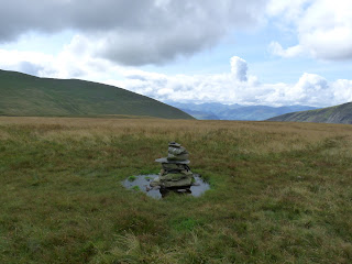 Mungrisedale Common Summit