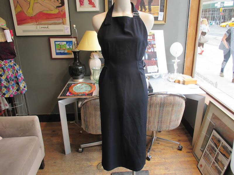 Y's by Yohji Yamamoto Apron Dress