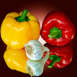 red n yellow by Asif Bora - Food & Drink Fruits & Vegetables
