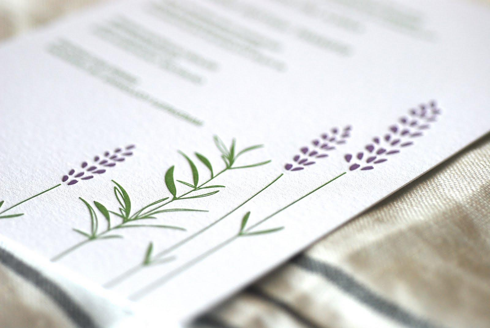 ivory and lavender wedding