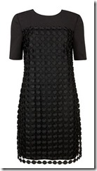 Ted Baker geometric lace dress