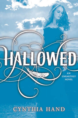 Review: Hallowed by Cynthia Hand