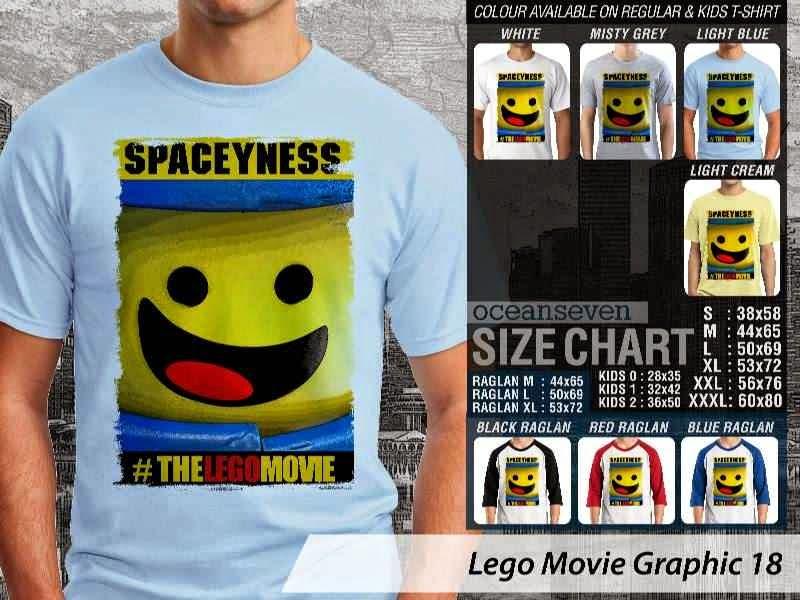 KAOS film lego Spaceyness distro ocean seven
