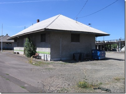 IMG_3137 Railway Express Agency Building in Albany, Oregon on August 31, 2006