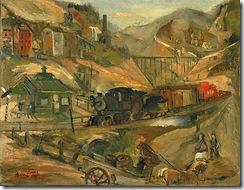 FranzKline-Palmerton-Pennsylvania-1941